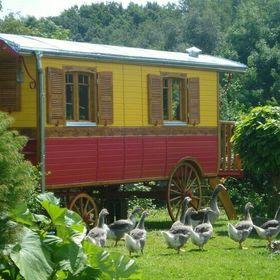 Roulottes Fagaras Gypsy wagon