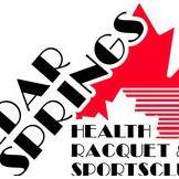 Cedar Springs Health, Racquet & Sportsclub