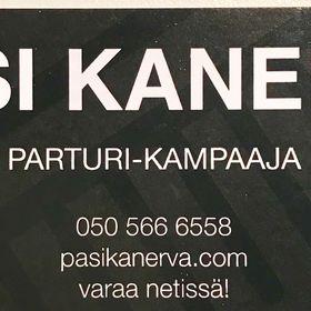 Pasi Kanerva Parturi-Kampaaja