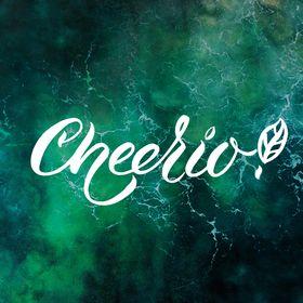Иллюстрированный блог Cheerio!