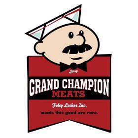 Grand Champion Meats