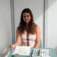 Katell | blogueuse aquarelliste sur peinture-aquarelle-facile.com