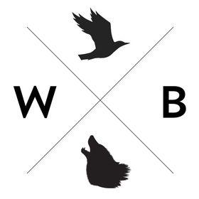 wolf&bird