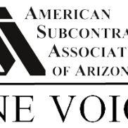 The American Subcontractors Association of Arizona