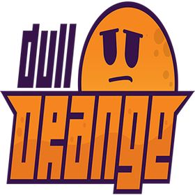 Dull Orange