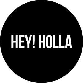 Hey! Holla | Fitwear. Loungewear. Anywear.