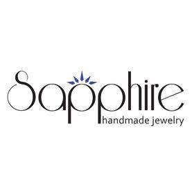 Sapphire handmade jewelry