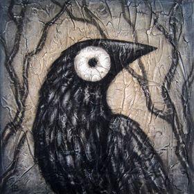 Wrona-Czarna