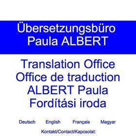Übersetzungsbüro Albert