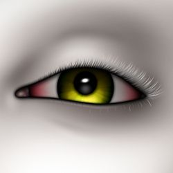 Xanthic Eye