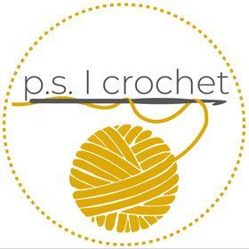 p.s. I crochet
