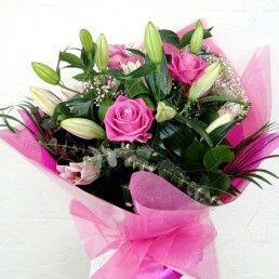 8 Ide Buket Bunga Mawar Untuk Pacar Bunga Mawar Buket
