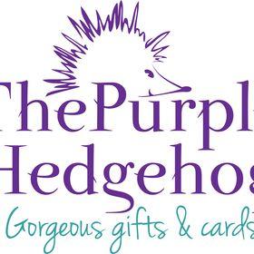 Purple Hedgehog Gifts