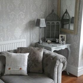 Oh so shabby chic x