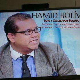 Hamid Bolívar