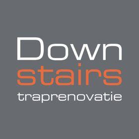 Downstairs traprenovatie