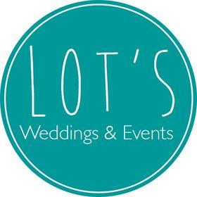 Lot's Weddings en Events