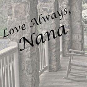 Love Always Nana