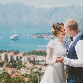 Pasternak Wedding in Montenegro