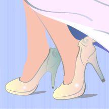 Wedding Shoes blog
