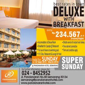 Pandanaran Hotel Semarang