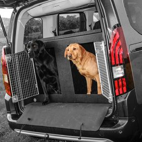 DT Boxes Dog Crates for Cars & Jeeps