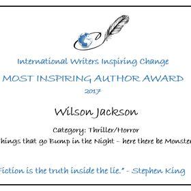 WILSON JACKSON/ AUTHOR
