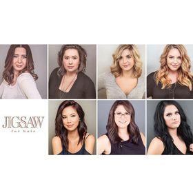 Jigsaw For Hair Best Salon Edmonton 5 Star Salon Luxury Hair Salon Top Salon Edmonton Jigsawforhair Profile Pinterest