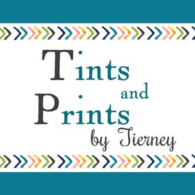 Tints and Prints by Tierney