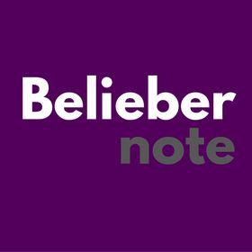 Belieber Note
