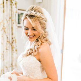 Suzanne Hale Wedding Hair
