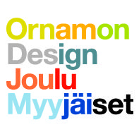 Ornamon Design Joulumyyjäiset