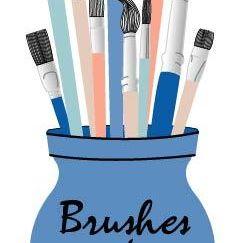 Brushes & Bisque