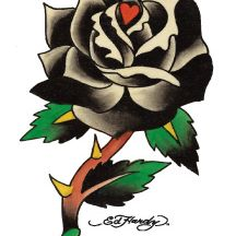 Temporary Tattoo Art