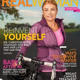 Real Woman magazine