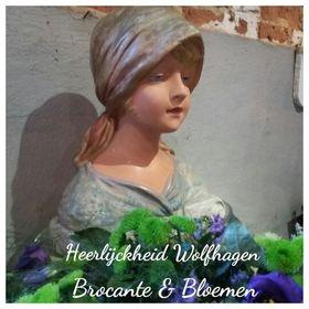 Heerlijckheid Wolfhagen Brocante & Bloemen -