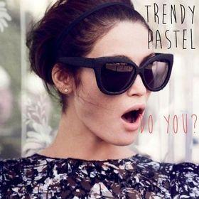 Trendy Pastel