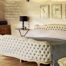 Victorian Dreams Antique Beds