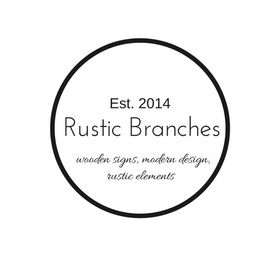 Rustic Branches Home Decor & Apparel