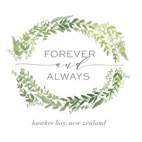 FOREVER & ALWAYS || New Zealand Wedding Blog