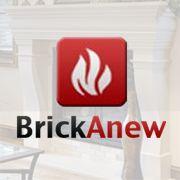 Brick Anew | Fireplace Decor