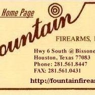 Fountain Firearms