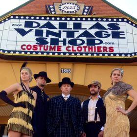 dallas vintage shop