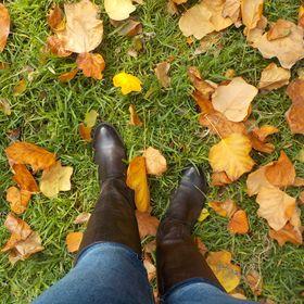 .hojas otoñales blog