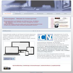CN - Homepageservice