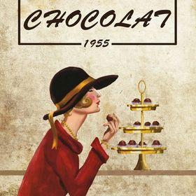 chocolat 1955