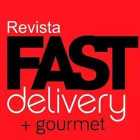 Revista Fast Delivery + Gourmet - Maringá .