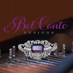 Bel Canto Designs Vintage Bridal Jewelry