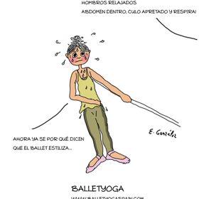 yoguiballerina