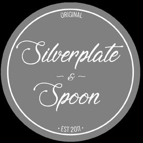 Silverplate & Spoon